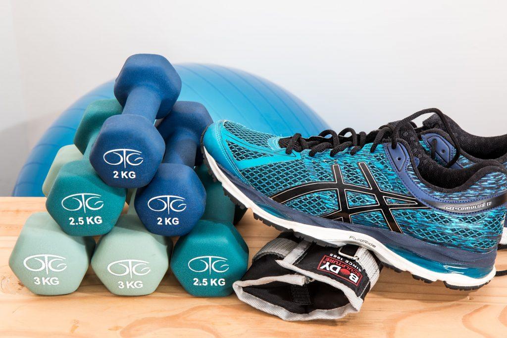 Prezentacja aktywności fizycznych